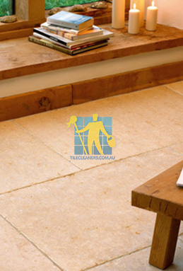 limestone tiles tumbled jerusalem gold Brighton cleaning